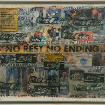 NO REST NO ENDING, 1996
